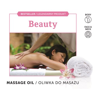 Oliwka do masażu BALSAMIQUE BEAUTY 5L