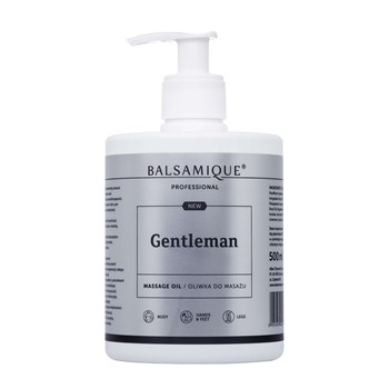 Oliwka do masażu BALSAMIQUE GENTLEMAN 500ml